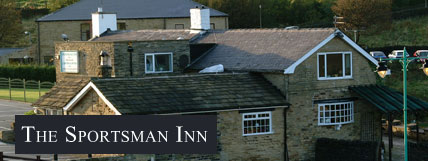 Sportsmans Inn - Real Ale, Sports and Beer Garden